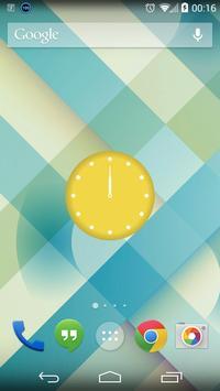 Alteratus Clock Widget screenshot 1