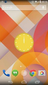 Alteratus Clock Widget apk screenshot