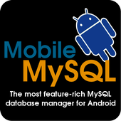 Mobile MySQL Manager (Free) icon
