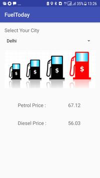FuelToday - Fuel Prices Today poster
