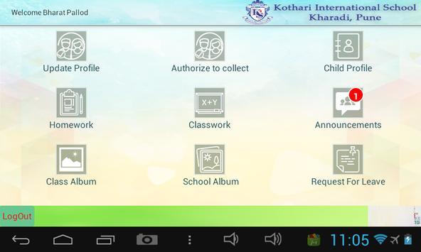 KIS School screenshot 3