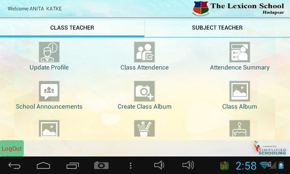 Lexicon Pre-Primary screenshot 3