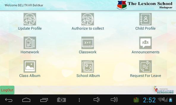 Lexicon Pre-Primary screenshot 2