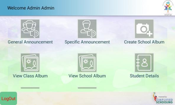 Ram Ratna International School apk screenshot