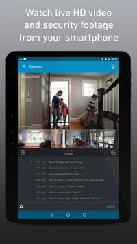 SimpliSafe Home Security App apk स्क्रीनशॉट