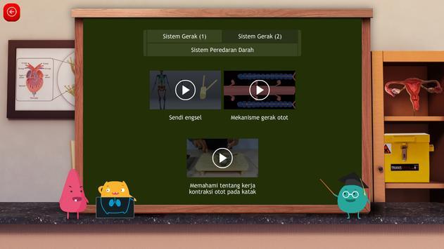Biologi SMA : Sistem Kehidupan Vertebrata (1) screenshot 3