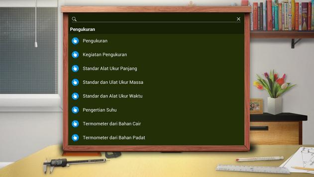 Fisika SMP : Satuan dan Pengukuran screenshot 2