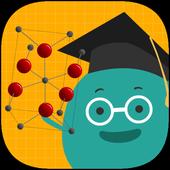 Kimia SMA : Atom icon