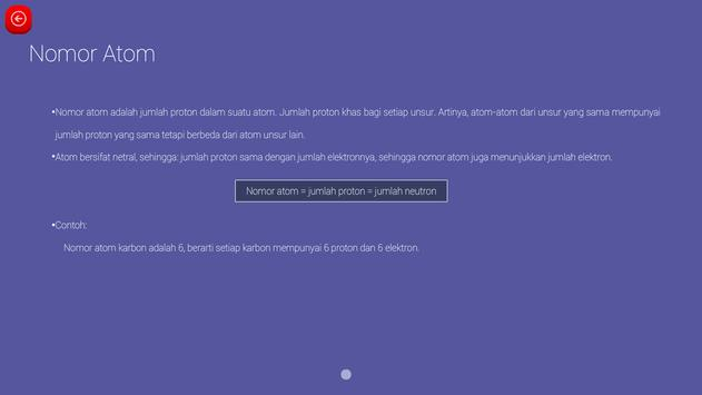 Kimia SMA : Atom apk screenshot
