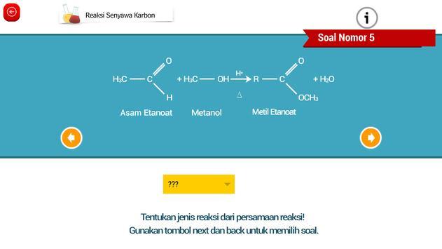 Kimia SMA : Hidrokarbon screenshot 8