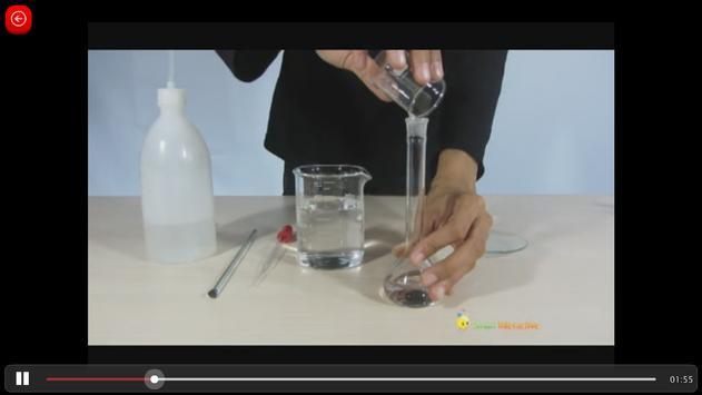 Kimia SMA : Reaksi Kimia screenshot 6