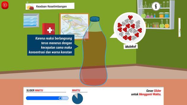 Kimia SMA : Reaksi Kimia screenshot 9