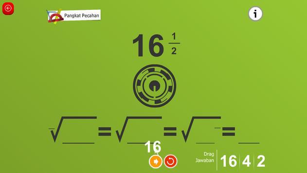 Matematika SMA : Akar dan Pangkat screenshot 3
