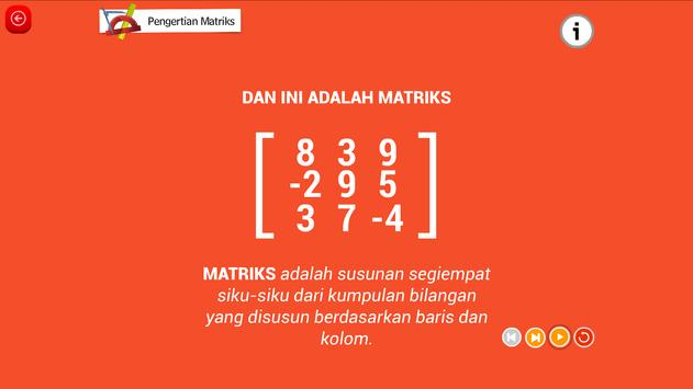 Matematika SMA : Integral dan Matriks screenshot 4