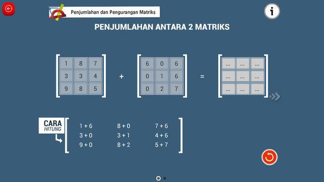 Matematika SMA : Integral dan Matriks screenshot 5