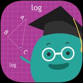 Matematika SMA : Logaritma dan Trigonometri icon