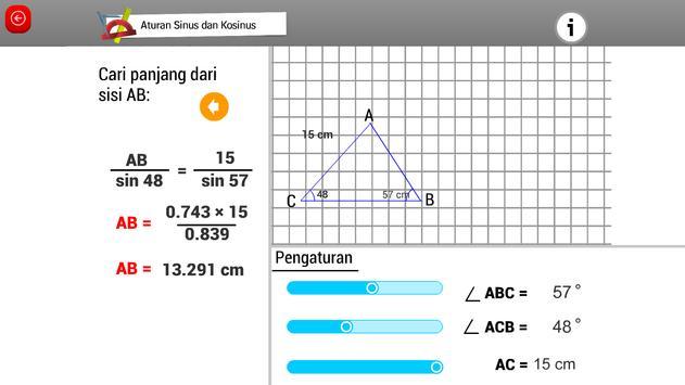 Matematika SMA : Logaritma dan Trigonometri screenshot 4