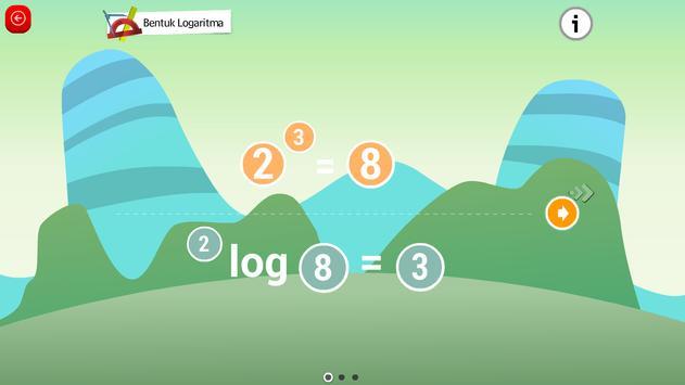 Matematika SMA : Logaritma dan Trigonometri screenshot 7