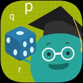 Matematika SMA : Logika, Statistika, dan Peluang icon
