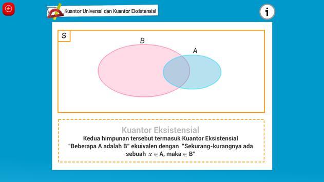Matematika SMA : Logika, Statistika, dan Peluang apk screenshot