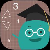 Matematika SMA : Vektor dan Transformasi icon