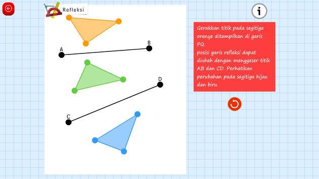 Matematika SMA : Vektor dan Transformasi screenshot 5
