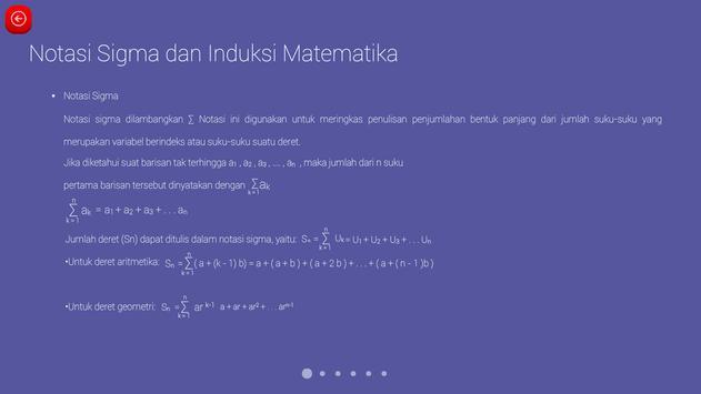 Matematika SMA : Vektor dan Transformasi screenshot 7