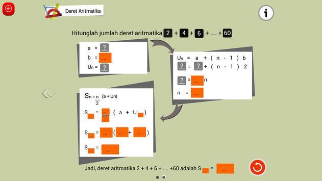 Matematika SMA : Vektor dan Transformasi screenshot 10