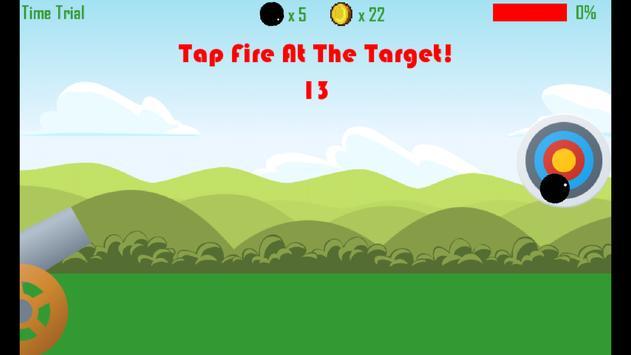 Cannonball Roller 1 apk screenshot