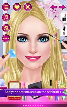Celebrity Salon - Fashion Guru apk screenshot