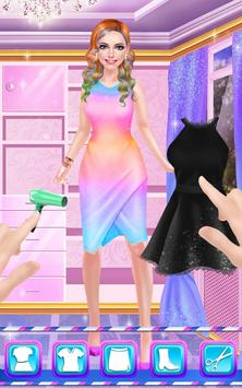 Hair Stylist Girls Barber Shop apk screenshot