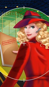 Super Spy Girl Makeover Salon apk screenshot