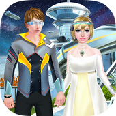 Date Night - Space Love Story icon