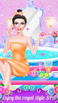 Royal Princess Dressup Salon screenshot 2