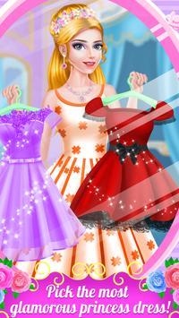 Royal Princess Dressup Salon screenshot 3