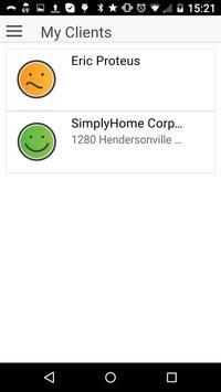 SimplyHome Responder screenshot 1