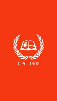 CPC - Code of Civil Procedure 포스터