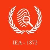 IEA - Indian Evidence Act 1872 आइकन