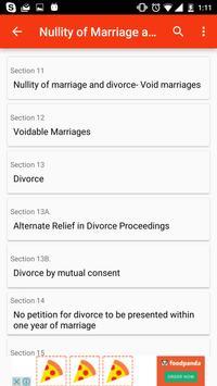 Hindu Marriage Act 1955 स्क्रीनशॉट 2