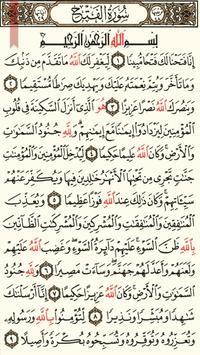 القرآن الكريم تصوير الشاشة 2