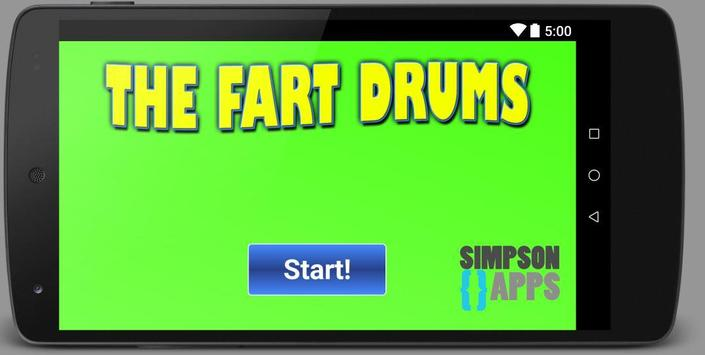 The Fart Drums FREE poster