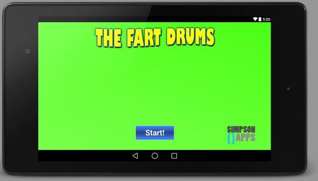 The Fart Drums FREE apk screenshot