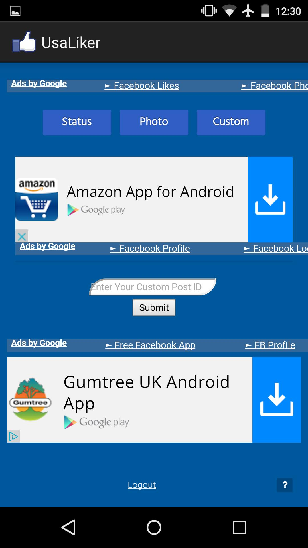 Fb Auto Liker - Get fb likes for Android - APK Download