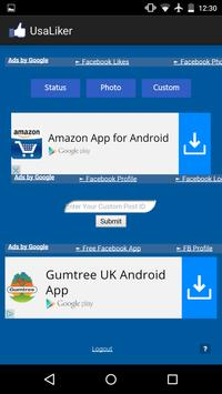 download facebook auto liker app for android