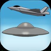 UFO VS JET FIGHTERS icon
