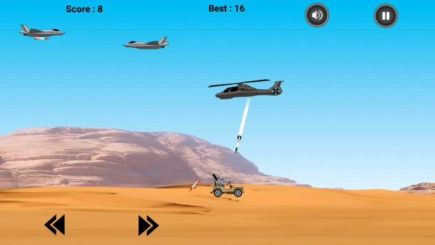 Air Striker 2D apk screenshot