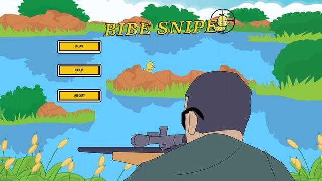 Bibe Snipe poster