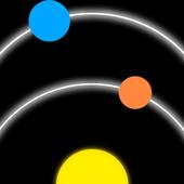 Orbit Mini Galaxy icon