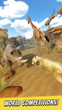 Savanna Run - Animal Simulator screenshot 9