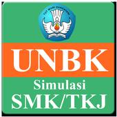 Simulasi UNBK SMK TKJ 2018/2019 icon